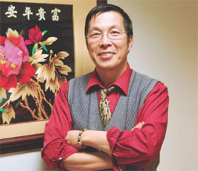 Dr. Zhou Brings the East to the West