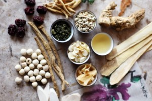 Herbs in Chinese Medicine