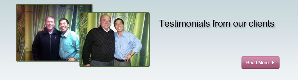 Praise from our clients