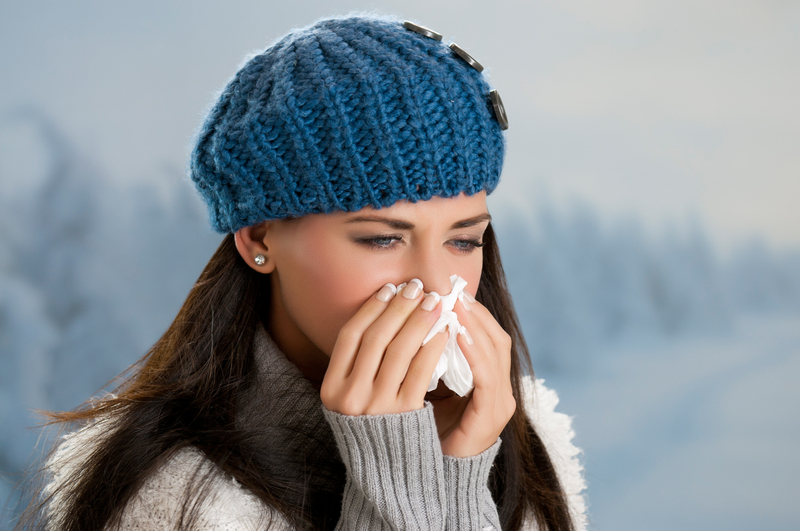 cold and flu are viral infections